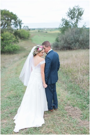 Katie Spencer Outdoor Farm Wedding